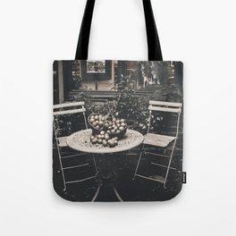 Lovely Garden France Tote Bag