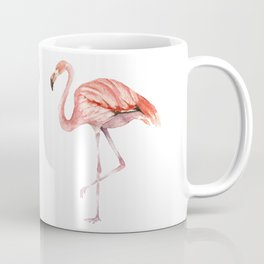 Pink Flamingo Coffee Mug