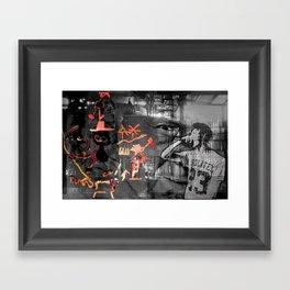 GUSTERATH - 23 Framed Art Print