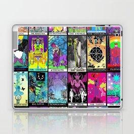 Tarot Major Arcana Laptop & iPad Skin