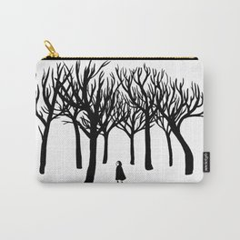 A Tangle of Trees Carry-All Pouch