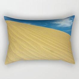 Waves Of Sand Rectangular Pillow