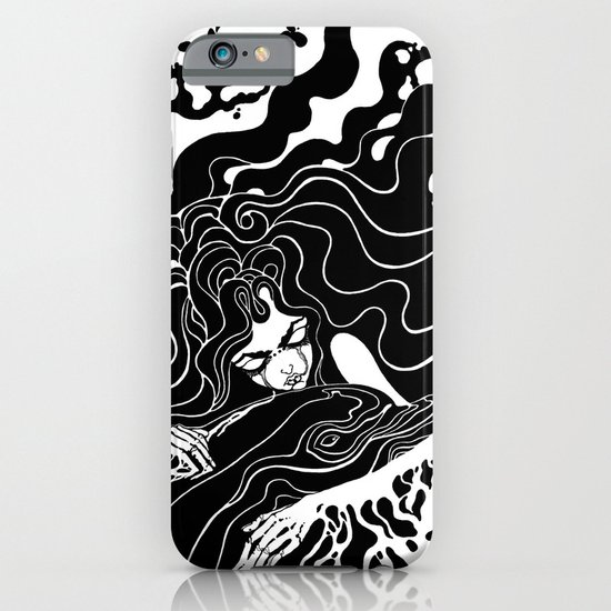 Little mermaid iPhone & iPod Case