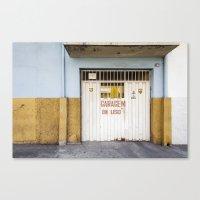 brazil Canvas Prints featuring Brazil by Sara_photographer