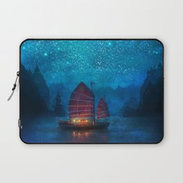 Our Secret Harbor Laptop Sleeve