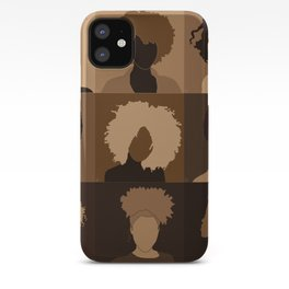 FOR BROWN GIRLS COLLECTION COLLAGE iPhone Case