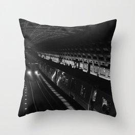 DC Metro V Throw Pillow