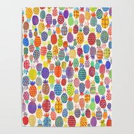 Piñas Poster