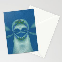Peaceful Warrior Stationery Cards
