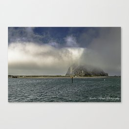 Morro Bay III Canvas Print