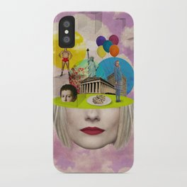 Modern Vintage Collection -- Uncertainty iPhone Case