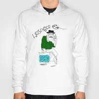 fear and loathing Hoodies featuring Fear and Loathing in Albuquerque (Breaking Bad) by Evan