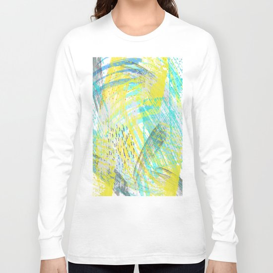 Abstract 181 Long Sleeve T-shirt