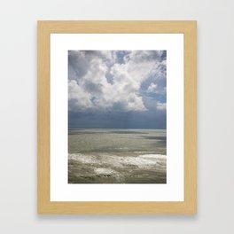Approaching Storm, 2018 Framed Art Print