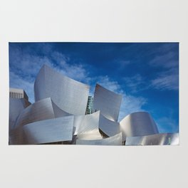 Los Angeles Concert Hall (Frank Gehry Architecture) Rug