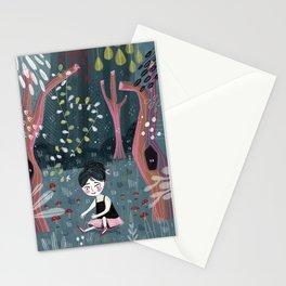 Midnight Ballet Stationery Cards