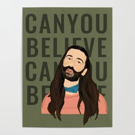 Can You Believe Poster