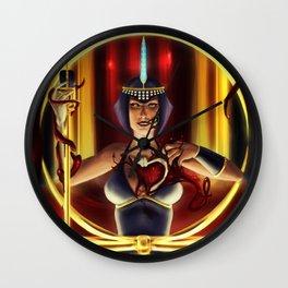 Skullgirls - Eliza Wall Clock