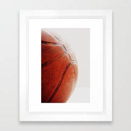 Basketball Dreams, Sports Framed Art Print