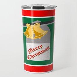 Merry Christmas. Travel Mug