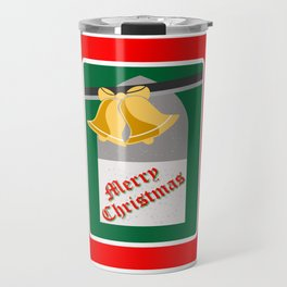 Merry Christmas. Travel Mug