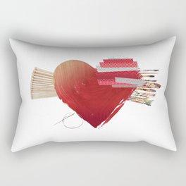 For The Love Of Art Rectangular Pillow