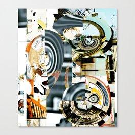 Grand Scheme Canvas Print