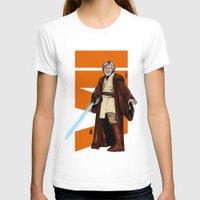 jedi T-shirts featuring Old jedi  by Akyanyme
