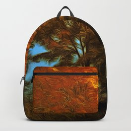 The Golden Tree Backpack