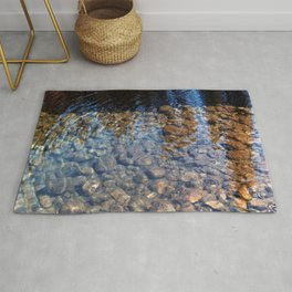The Ripple Effect... Rug