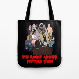 The Rocky Archer Picture Show Tote Bag
