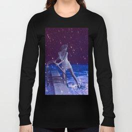 Space Dip Long Sleeve T-shirt