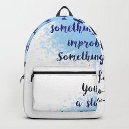 Storyteller   Strange the Dreamer Backpack