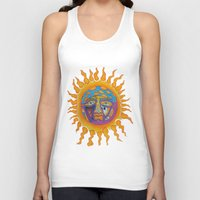sublime Tank Tops featuring Sublime  by Sammy Cee