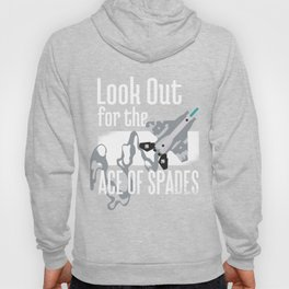 Ace of Spades Look out Hoody