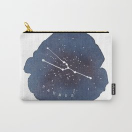 taurus constellation zodiac Carry-All Pouch