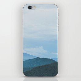 Blue Ridge Mountain Magick Digital Nature Landscape Photography iPhone Skin