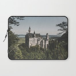 Neuschwanstein fairytale Castle - Landscape Photography Laptop Sleeve