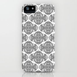 Architectural pattern iPhone Case