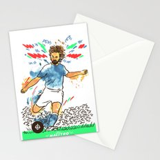 Andrea Pirlo The Maestro Stationery Cards