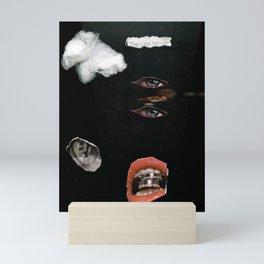 eye of truth Mini Art Print