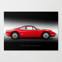 1960 - Dino 246 S Canvas Print