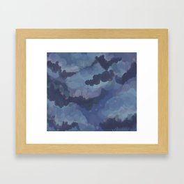 Blobster 15 Framed Art Print