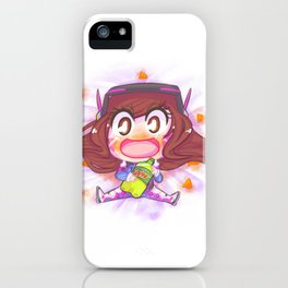 Gremlin D.VA iPhone Case