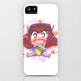 Gremlin D.VA iPhone Case