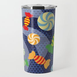 Rainbow Sugar Crush Travel Mug