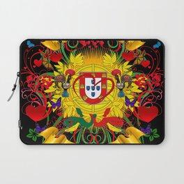 Galo de Barcelos, Portugal Laptop Sleeve