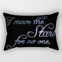 Move The Stars Rectangular Pillow