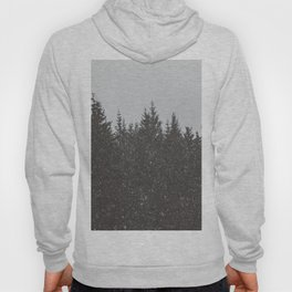 Wintery Forest Hoody