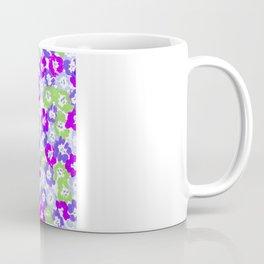 Morning Glory - Violet Multi Coffee Mug
